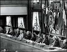 September 24, 1946. The eleven justices on bench.