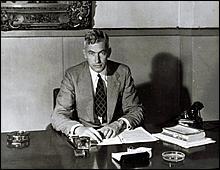 August 6, 1946. Justice Bernard V. A. Röling (Netherlands).