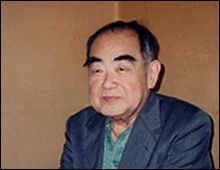 "Fujiwara served in the China theater in the Army for four years. ""When I saw common Chinese people resisting us, I questioned the meaning of 'Holy War,"" says Fujiwara. ""We were supposed to help them. But in reality we made an enemy of them."" Interview by author on February 25, 2000."