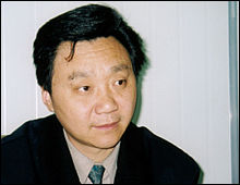 """""""Does freedom of speech mean that you can say anything to hurt people?"""" asks Zhu Chengshan."""